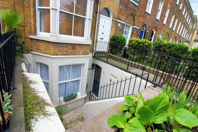 Thumbnail Flat for sale in Ordnance Terrace, Chatham