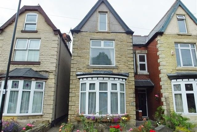 5 bed semi-detached house for sale in Marcliffe Road, Sheffield