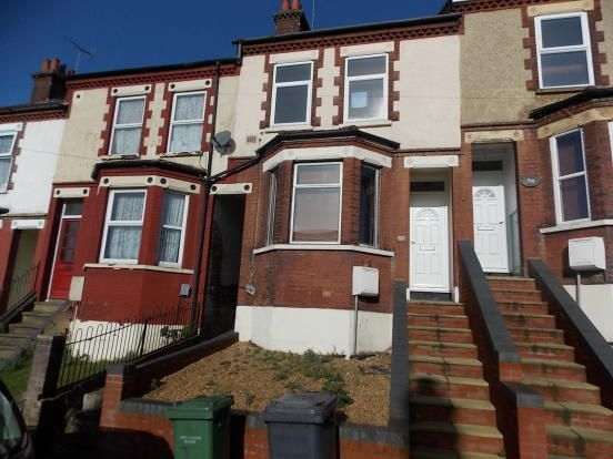 Thumbnail Shared accommodation to rent in Kingston Road, Luton