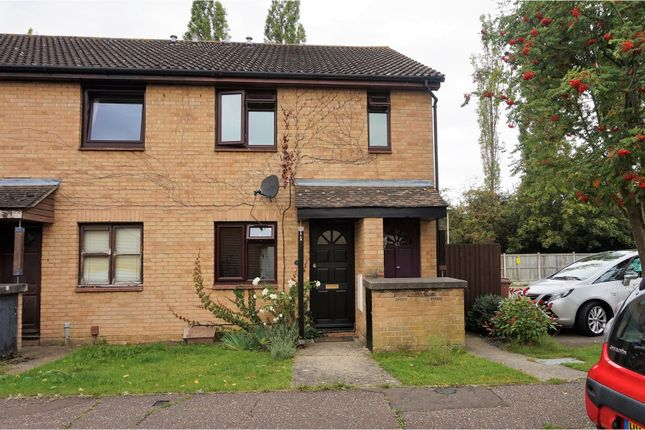 Thumbnail Flat for sale in Tugby Place, Chelmsford