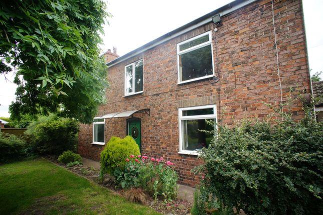 Thumbnail Detached house for sale in Sands Lane, Scotter, Gainsborough