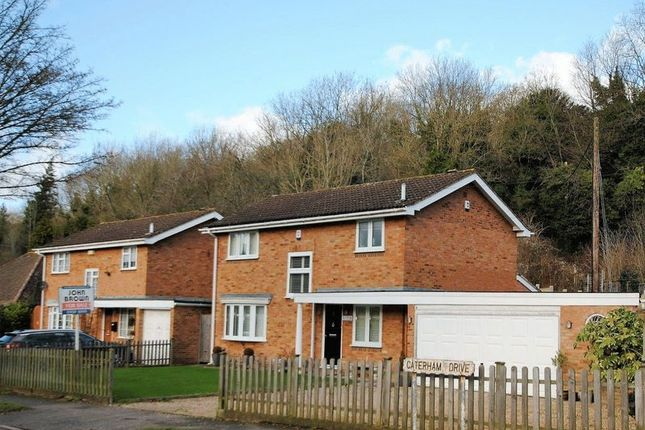 Thumbnail Detached house for sale in Caterham Drive, Old Coulsdon, Coulsdon
