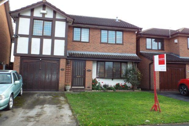 Thumbnail Detached house to rent in Farmleigh Drive, Leighton