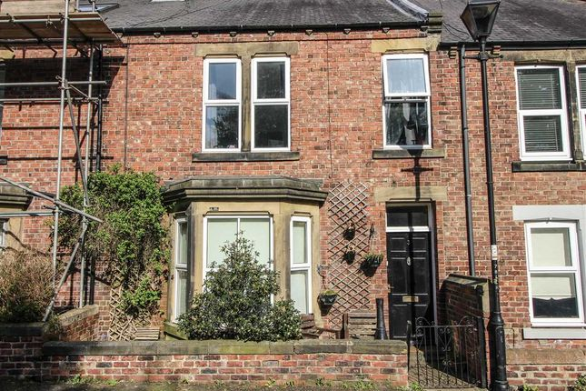 Thumbnail Terraced house to rent in Blagdon Terrace, Cramlington Village, Cramlington