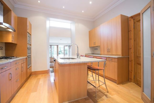 Thumbnail Flat to rent in Mount Park Crescent, London