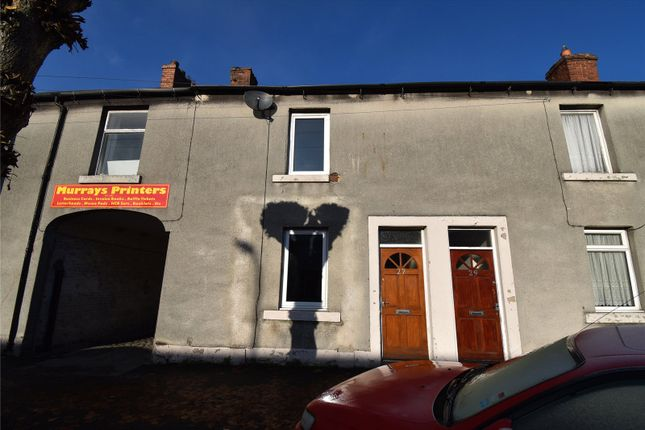 Thumbnail Terraced house for sale in 27 Swan Street, Longtown, Carlisle, Cumbria