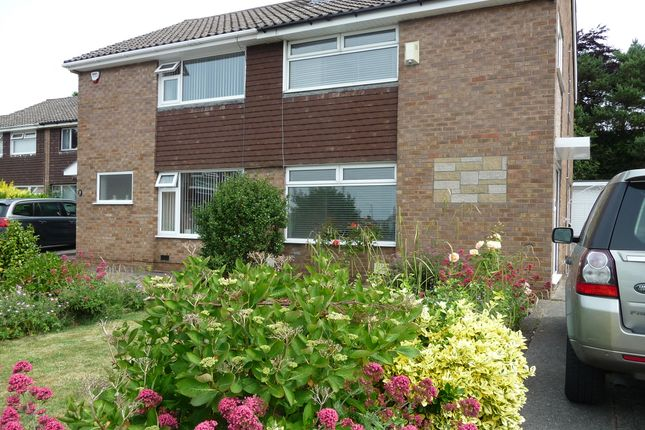Thumbnail Semi-detached house to rent in Overton Way, Prenton