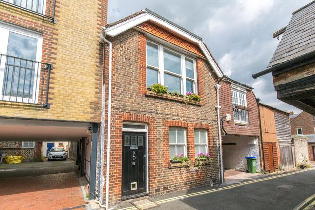 Thumbnail Terraced house for sale in Stewards Inn Lane, Lewes