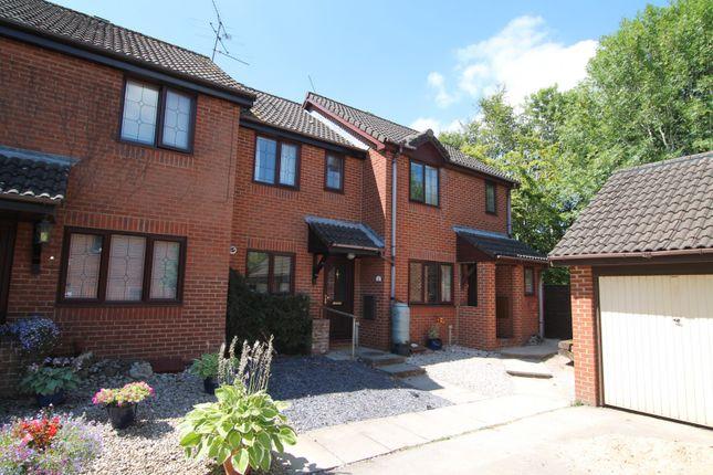 Thumbnail Semi-detached house to rent in Balmoral Way, Basingstoke