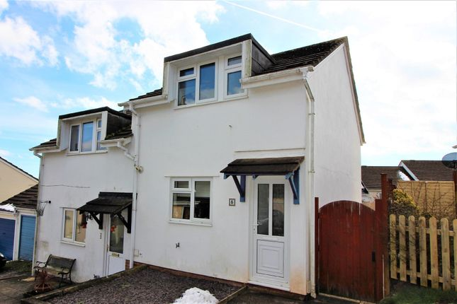 Thumbnail Semi-detached house for sale in Brim Brook Court, Torquay