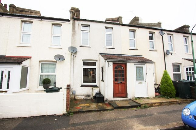 2 bed terraced house for sale in Carlisle Road, Kent, United Kingdom.
