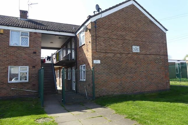 Thumbnail Flat for sale in Logan Road, Bell Green, Coventry