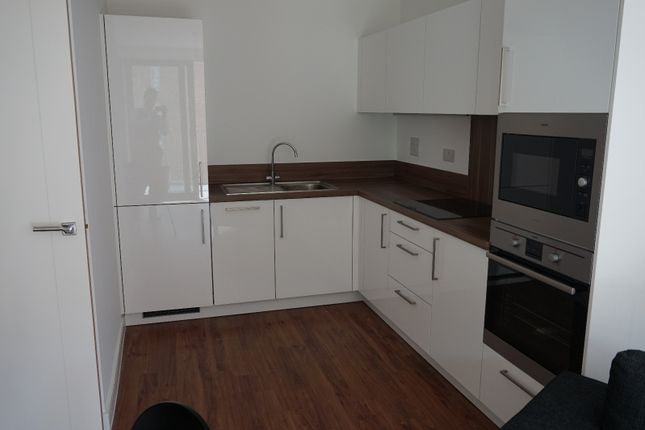 Thumbnail Flat to rent in Bramwell Way, Docklands