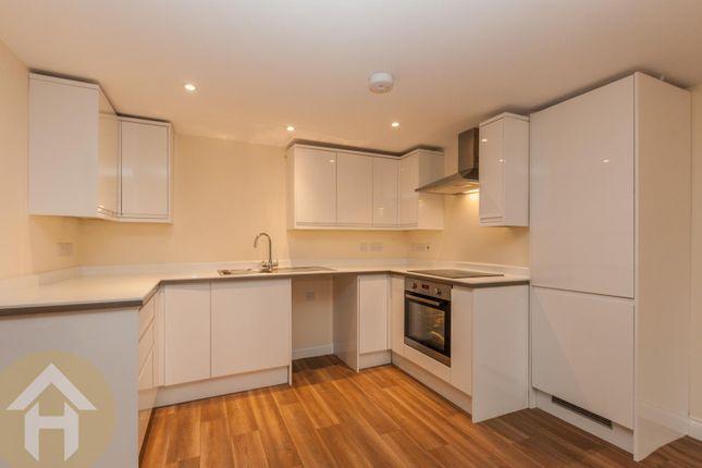 Thumbnail Flat to rent in High Street, Royal Wootton Bassett
