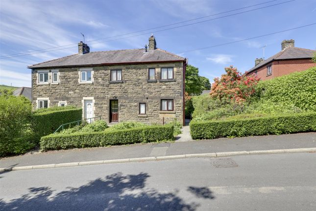 3 bed semi-detached house for sale in School Street, Stacksteads, Bacup OL13