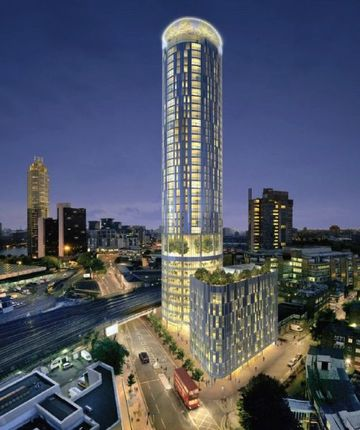 Thumbnail Flat for sale in Sky Gardens, Wandsworth Road