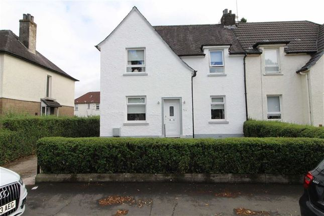Thumbnail Semi-detached house for sale in Dumbarton Road, Clydebank
