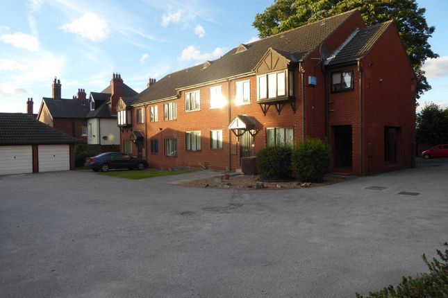 Thumbnail Flat to rent in Flat 17 Axholme Court, Doncaster