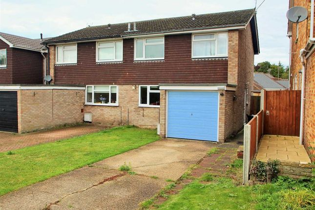 Thumbnail Semi-detached house for sale in Tall Trees, Mile End, Colchester