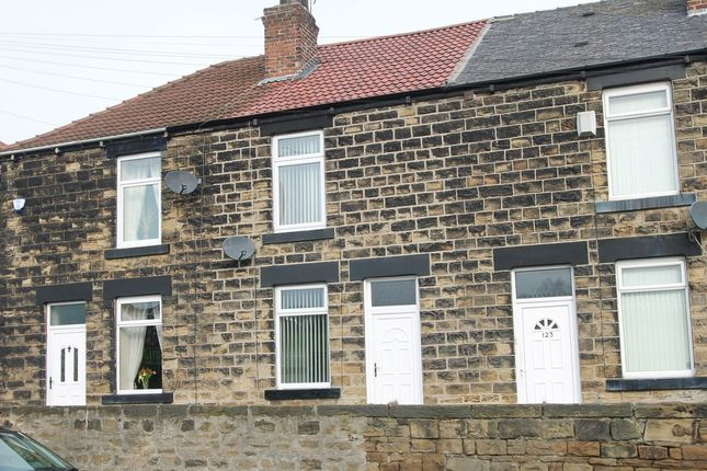 Thumbnail Terraced house to rent in Doncaster Road, Wath Upon Dearne