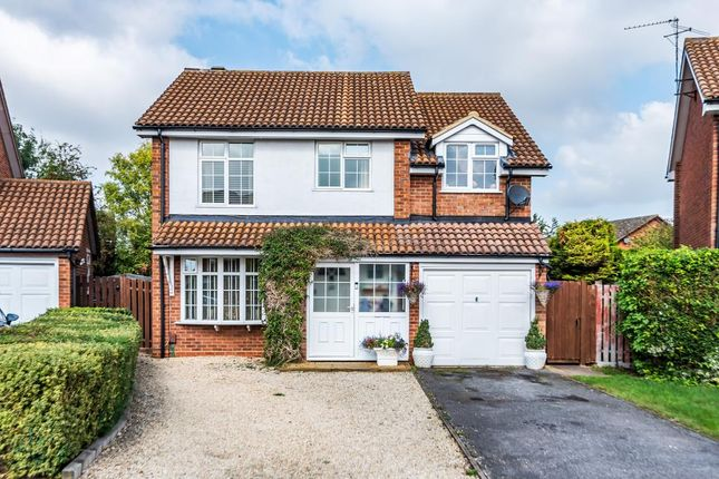 Thumbnail Detached house for sale in Nash Close, Aylesbury