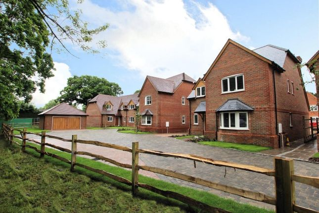 Thumbnail Detached house for sale in Baird Road, Arborfield Green, Arborfield