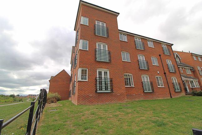 Thumbnail Flat for sale in Sherwood Walk, Middleton, Leeds
