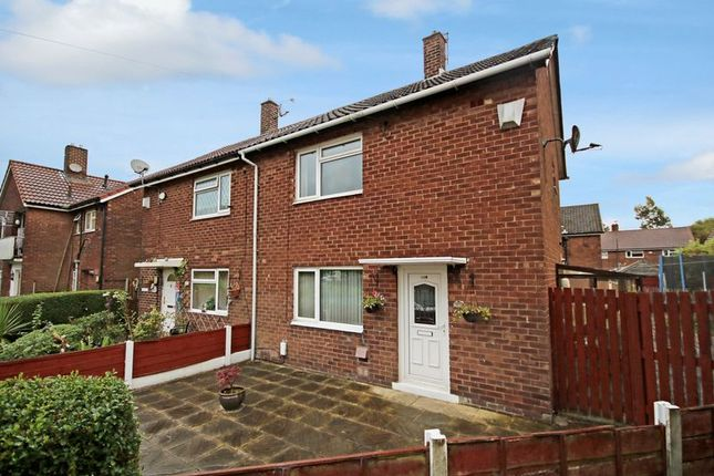 Thumbnail Semi-detached house for sale in Captain Fold Road, Little Hulton, Manchester