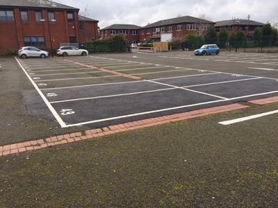 Car Park of Flag Business Centre, Unit 1, Flag Business Exchange, Peterborough PE1