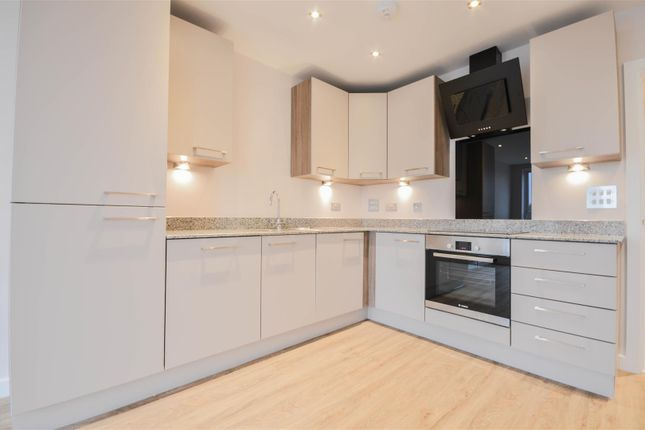 Thumbnail Flat for sale in London Road, Hempsted, Peterborough