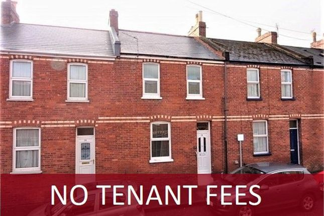 Thumbnail Terraced house to rent in Victor Street, Exeter, Devon