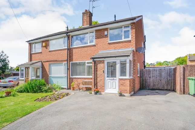 3 bed semi-detached house for sale in Newton Way, Upton, Wirral CH49