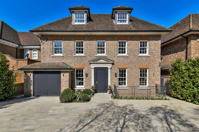 Thumbnail Detached house for sale in Priory Lane, Roehampton