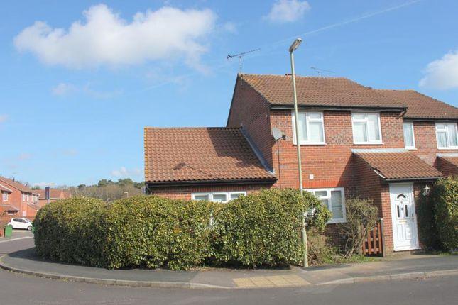 Thumbnail Semi-detached house to rent in Ferncote Road, Bordon