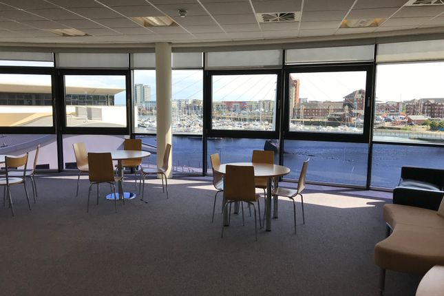 Thumbnail Office to let in Ethos, Kings Road, Swansea Waterfront