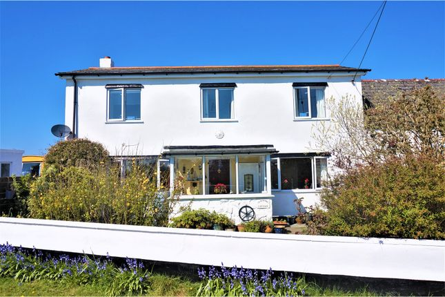 Thumbnail Semi-detached house for sale in Newtown, Penzance