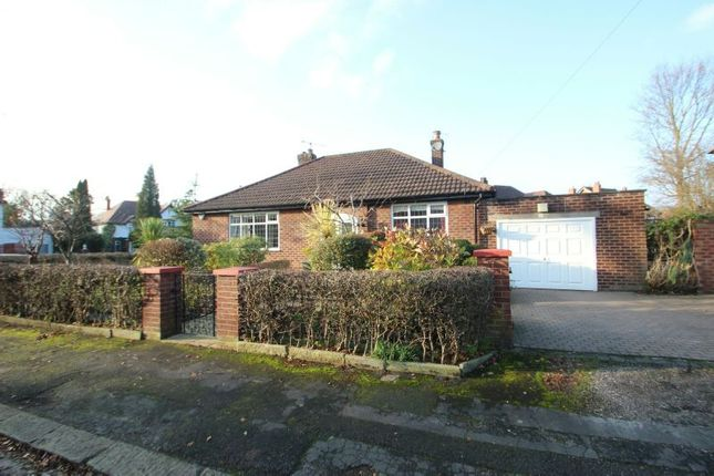 Thumbnail Detached bungalow for sale in Hayling Road, Sale