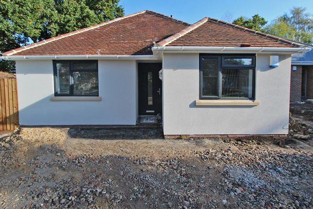Thumbnail Detached bungalow for sale in Addison Road, Brockenhurst