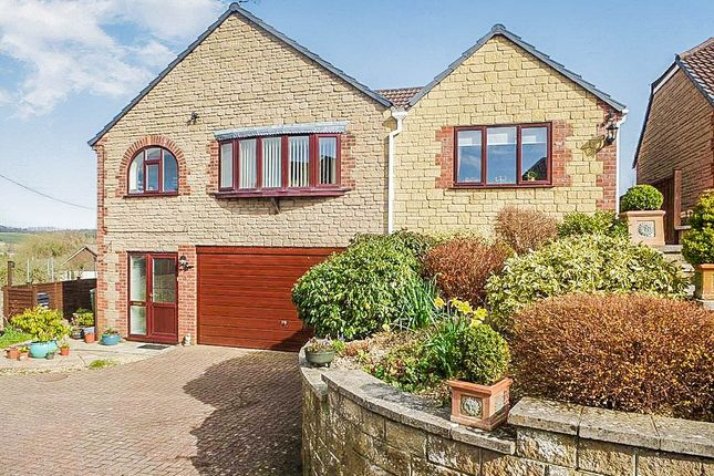Thumbnail Detached house for sale in Charlton Close, Crewkerne