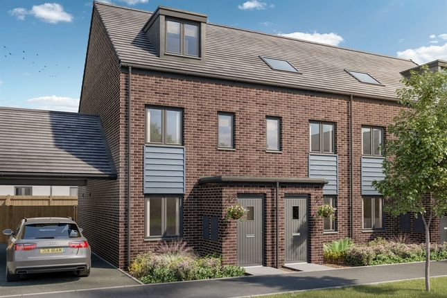"""3 bed semi-detached house for sale in """"The Souter"""" at Llantrisant Road, Capel Llanilltern, Cardiff CF5"""
