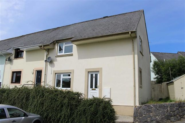Thumbnail Terraced house for sale in Garfield Gardens, Narberth, Pembrokeshire