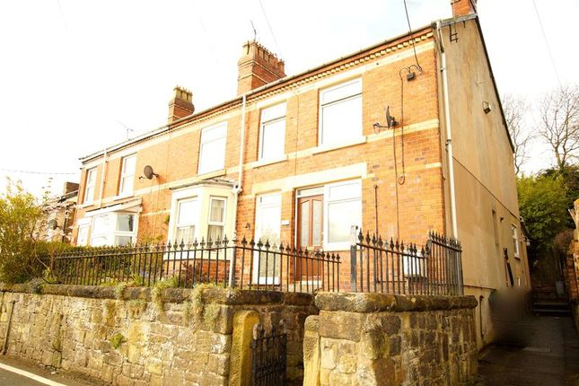 Thumbnail Terraced house to rent in Bottom Road, Summerhill, Wrexham