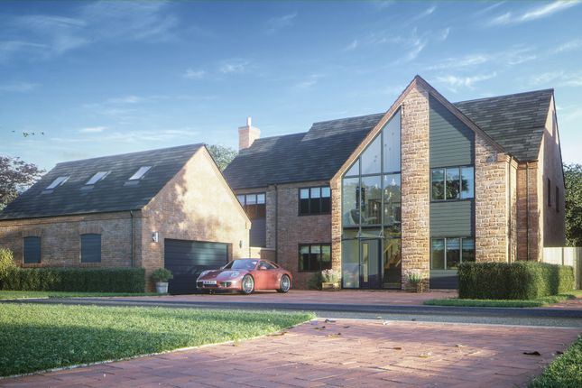 Thumbnail Detached house for sale in Gamekeepers Way, Walgrave