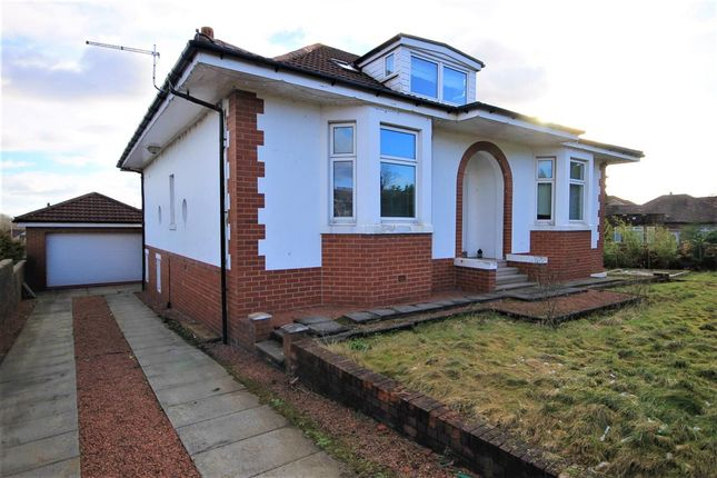 Thumbnail Bungalow for sale in Robertson Drive, Bellshill