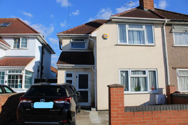 Thumbnail Property for sale in St. Heliers Avenue, Hounslow