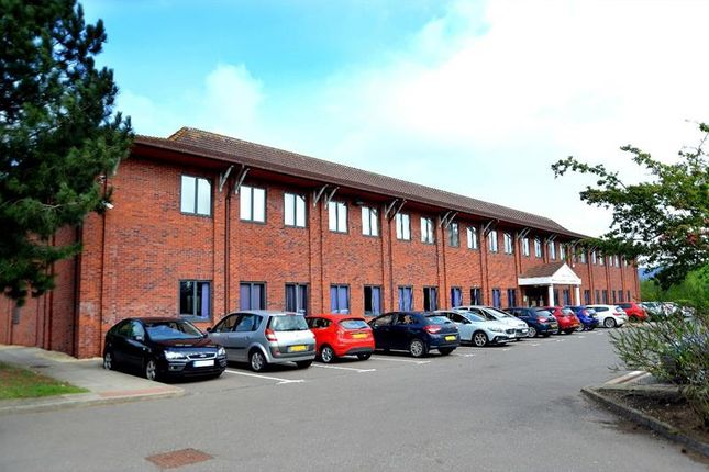 Thumbnail Office to let in Cromwell House, Tritton Road, Lincoln, Lincolnshire