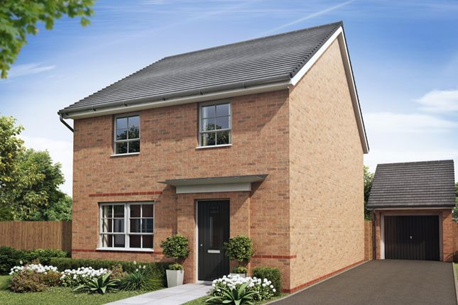 "Thumbnail Detached house for sale in ""Chester"" at Cables Retail Park, Steley Way, Prescot"