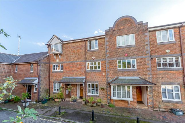 4 bed terraced house for sale in De Tany Court, St. Albans, Hertfordshire AL1