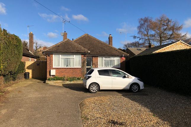 Detached bungalow for sale in Copes Road, Great Kingshill, High Wycombe