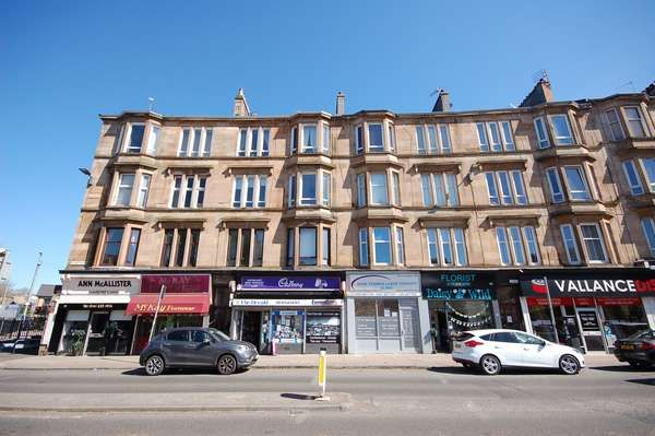 Thumbnail Flat for sale in 1/1, 35 Clarkston Road, Cathcart, Glasgow